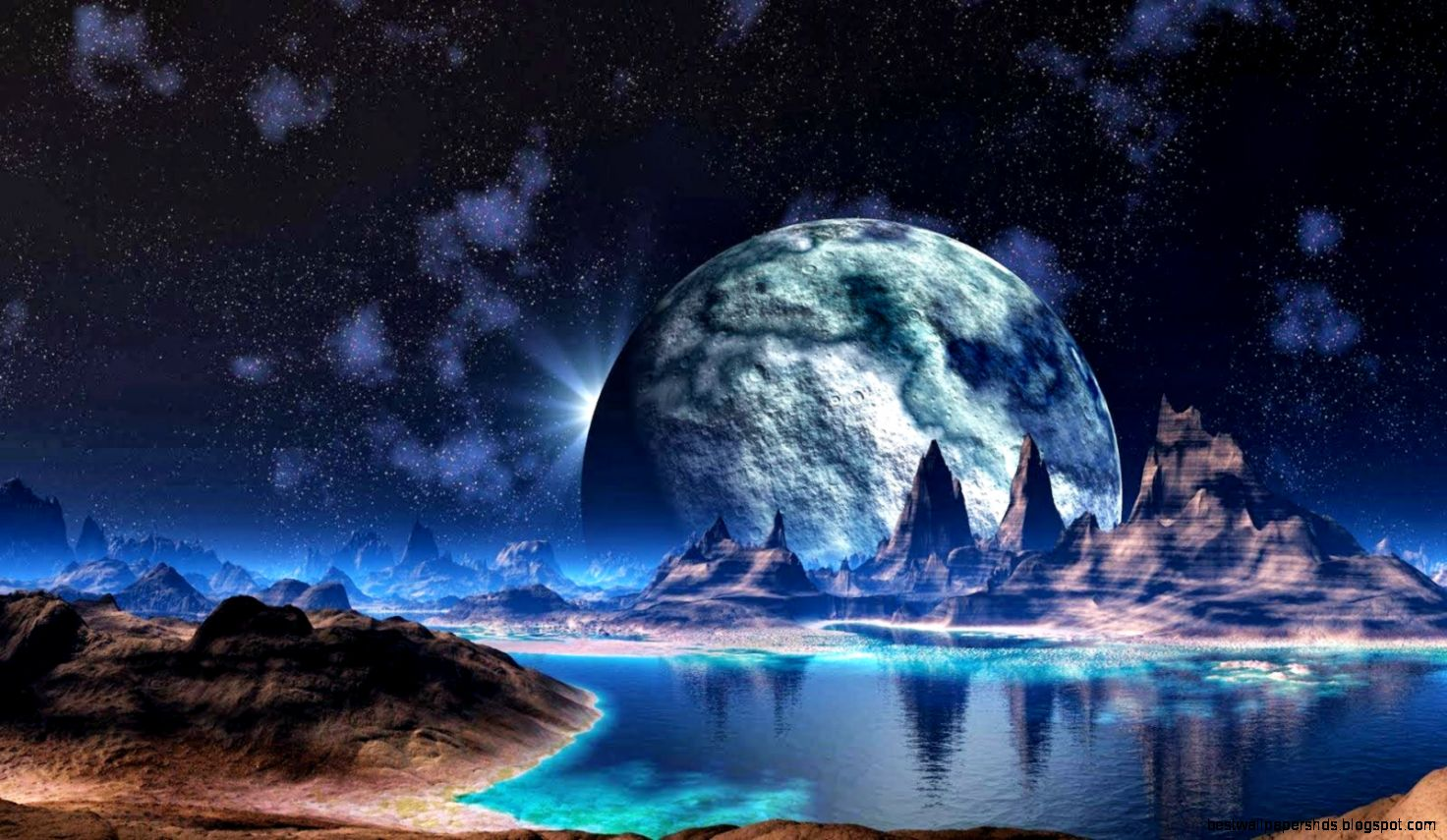 Hd Space Wallpapers 1080P   HD Wallpapers Lovely