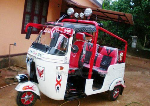 Crazy Indian Auto Ri