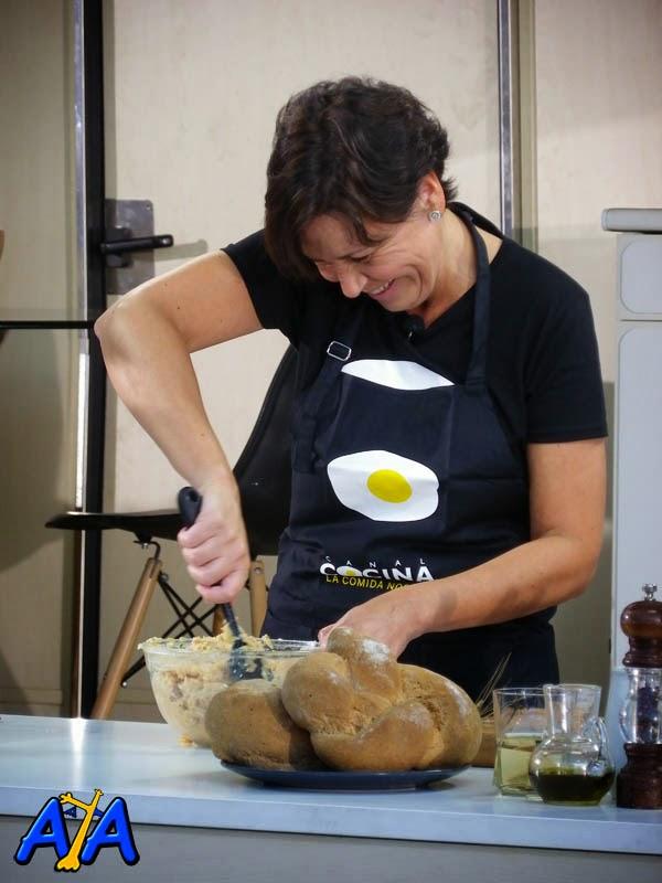 Hoy cocina la alcaldesa canal cocina as ye asturias - Cocina canal sur ...
