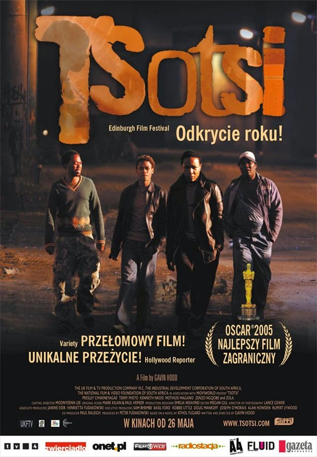 2006 oscar en iyi yabanci film odulu tsotsi