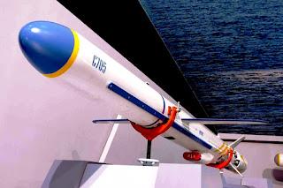 Rudal C-705 buatan China