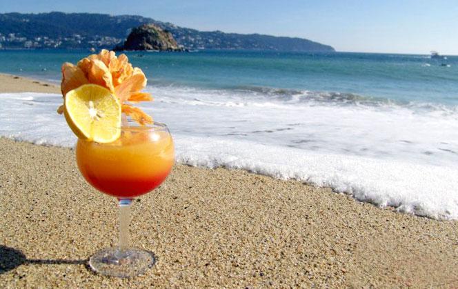 imagen de playas de acapulco