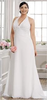 fotos de vestidos de noiva para gordinhas
