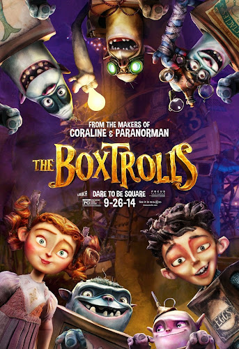 The Boxtrolls (BRRip 720p Dual Latino / Ingles) (2014)