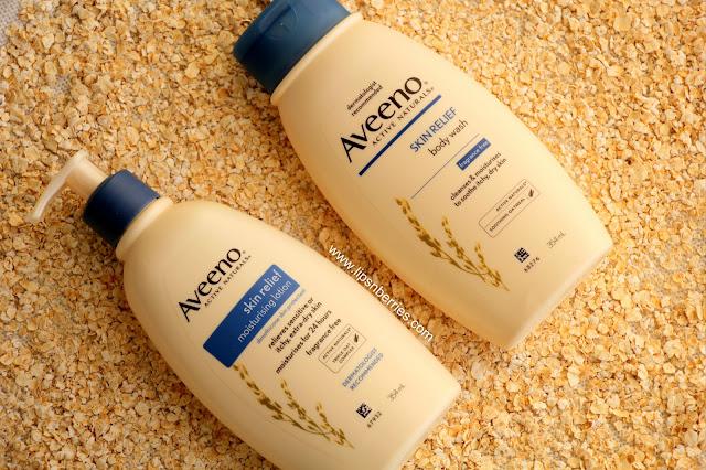 Aveeno skin relief moisturising lotion