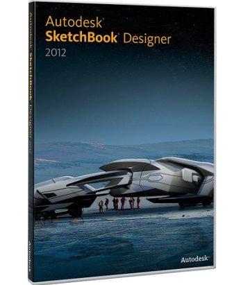 Системы Автоматизированного Проэктирования (САПР) Autodesk Sketchbook Desig