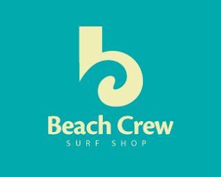 4. Beach Crew Logo