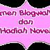 Terbaru | Segmen Blogwalking dan Hadiah Novel by Ninaa