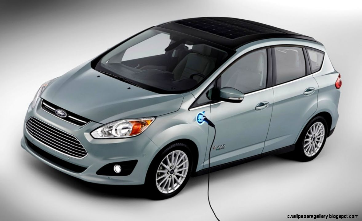 Let the Sun In Ford C MAX Solar Energi Concept Goes Off the Grid
