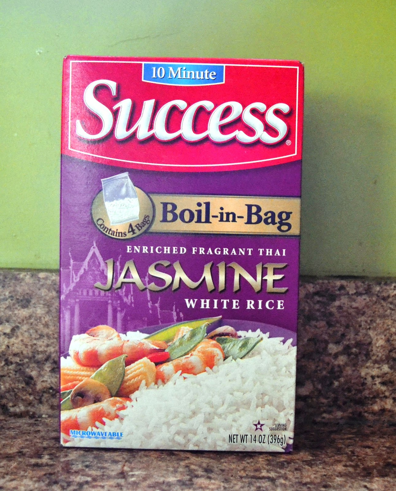 Success Boil-in-Bag Jasmine Rice