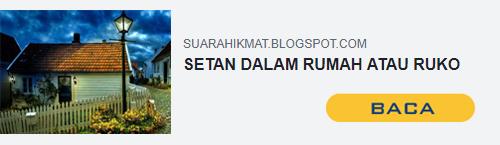 SETAN RUMAH
