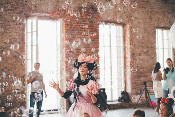 imagen_fiesta_cumpleaños_burbujas_actuación