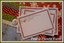 Winter Thyme Recipe Cards On Sale For a $1!