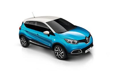 το Renault Captur