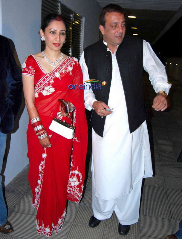 GalleryBuzz Sanjay Dutt And Manyata Marriage 2