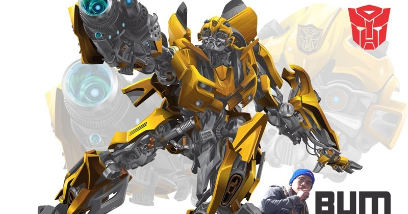 Free Download Vector-BUMBLEBEE By: Aron Unitri
