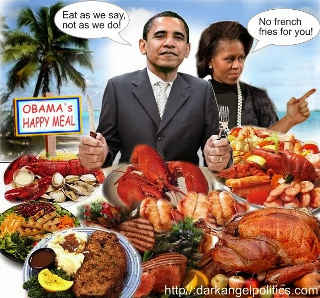 Obama's Happy Meal