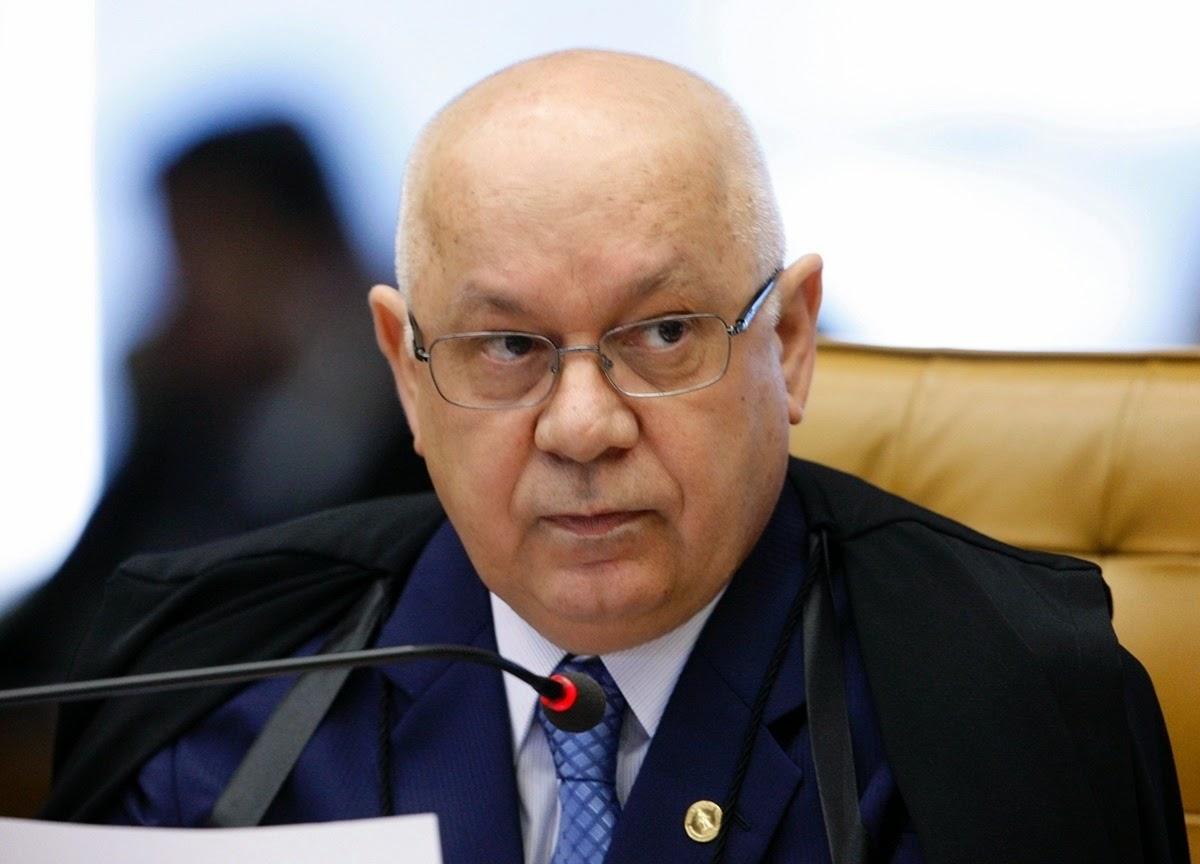 Ministro do Supremo Teori Zavascki - Um Asno