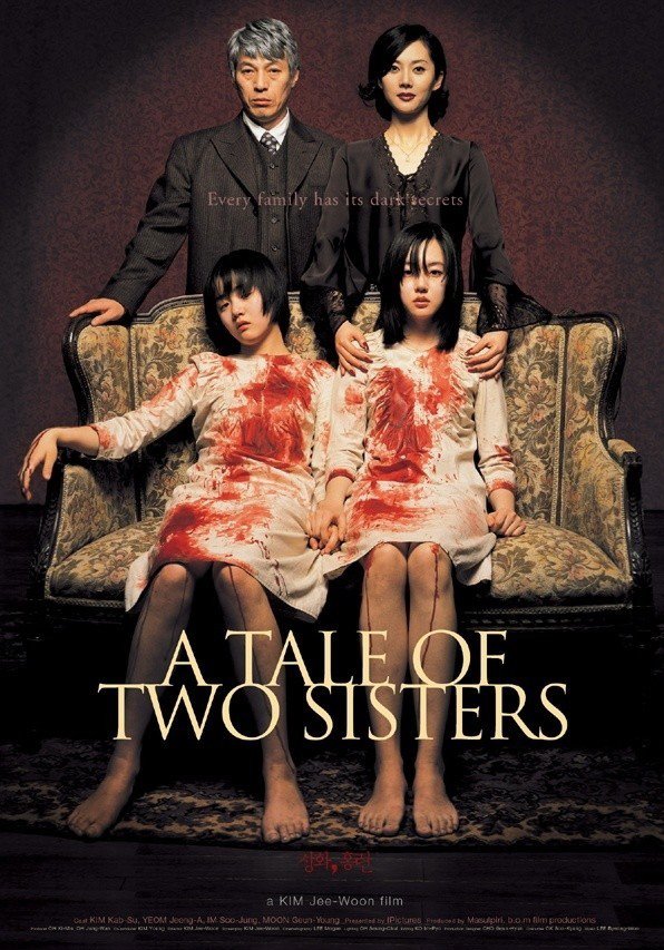 A Tale Of Two Sisters Horror Movie