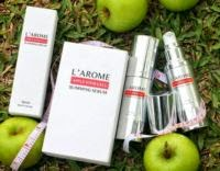 LANGSING BERSAMA L'AROME  APPLE STEM CELL ( SLIMMING SERUM )