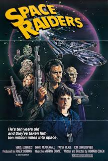 Watch Space Raiders (1983) movie free online