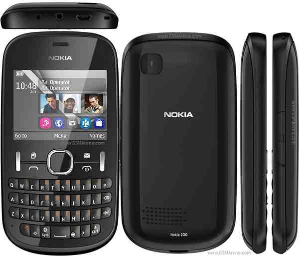 Nokia Asha 200 RM 761 Latest Flash File