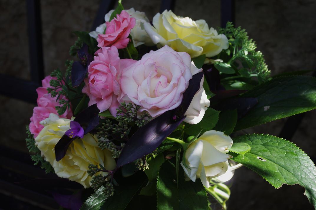 Le Jardin Des Couronnes Bouquet D 39 T
