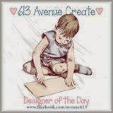 613 Avenue Create Designer of the Day