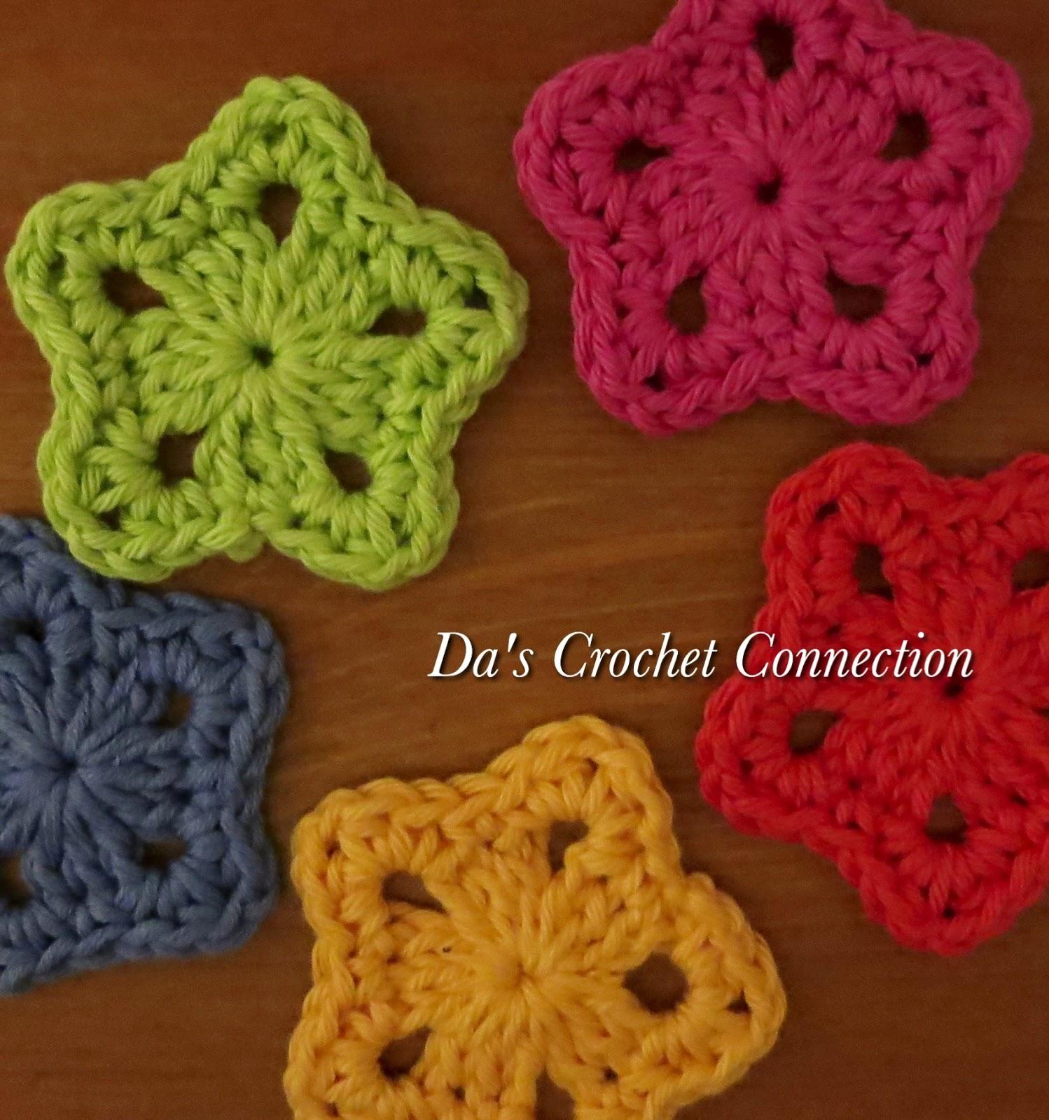 Da\'s Crochet Connection: Star Patterns