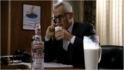 IT'S A MAD, MAD WORLD: A Guide To Drinking at Sterling Cooper