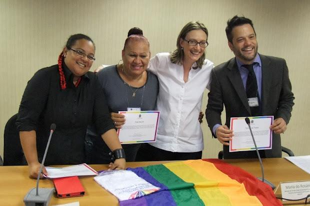 Gustavo Bernardes é coordenador-geral de Promoção de Direitos de LGBT da SDH/PR (Foto: Divulgação/SDH)