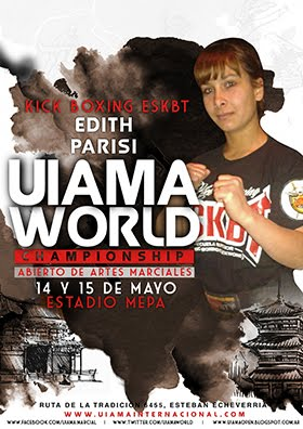 UIAMA WORLD CHAMPIONSHIO 2016