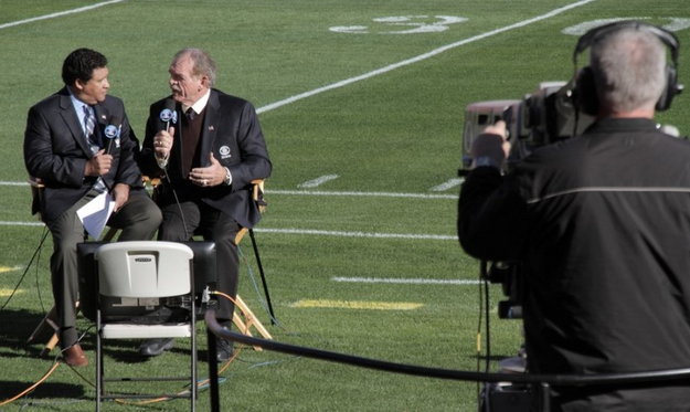 2013 NFL on CBS Announcers & Distribution: Week 10 | B-FLO 360