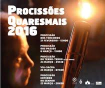 Procissões Quaresmais 2016