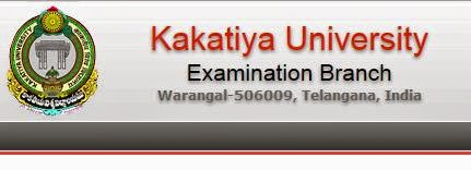 Kakatiya University MBA 2014 Result