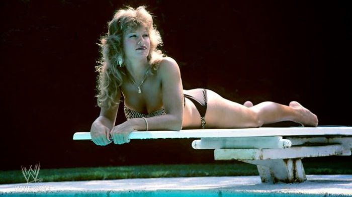 Wendi Richter - Female Wrestling - Beautiful