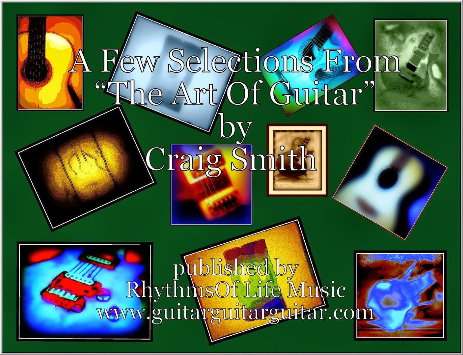 "Craig Smith ""Art Of Guitar"""
