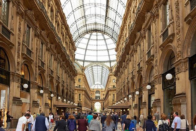 Visitare la Galleria Vittorio Emanuele