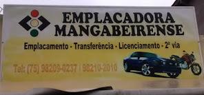 EMPLACADORA MANGABEIRENSE,  NA DIREÇÃO ROBERTO ,NÃO PERCA TEMPO DEIXE O DOCUMENTO COM QUEM ENTENDE