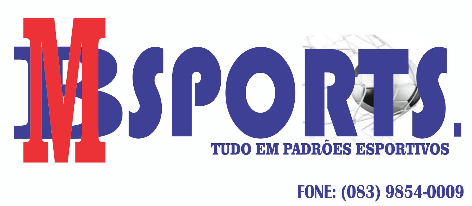 PADRÕES ESPORTIVOS.