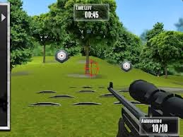 cool online shooting games