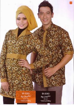 Blus Batik 1063
