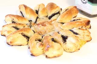 pâte feuilletée crème de truffes noires