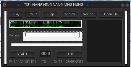 Download Inject Telkomsel Nang Ning Nong 29 30 Juni sampai Juli 2014