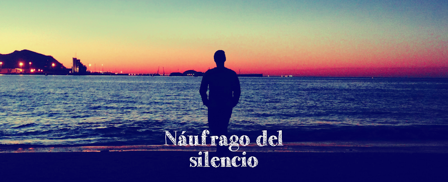Un náufrago del silencio