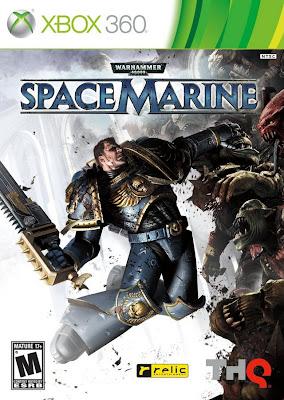 Warhammer 40,000: Space Marine Xbox 360
