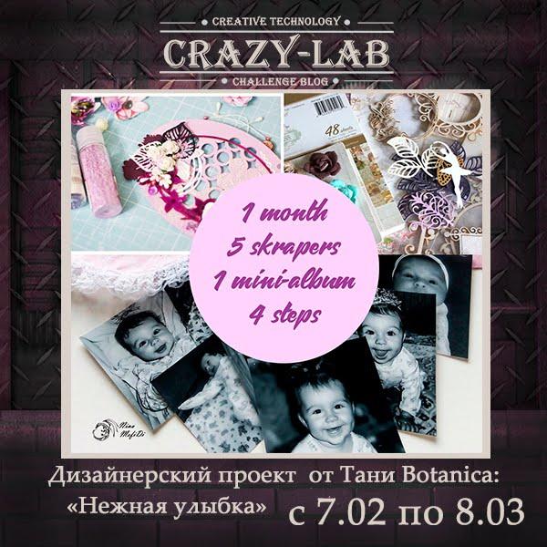 Совместный Проект от Crazy-Lab!