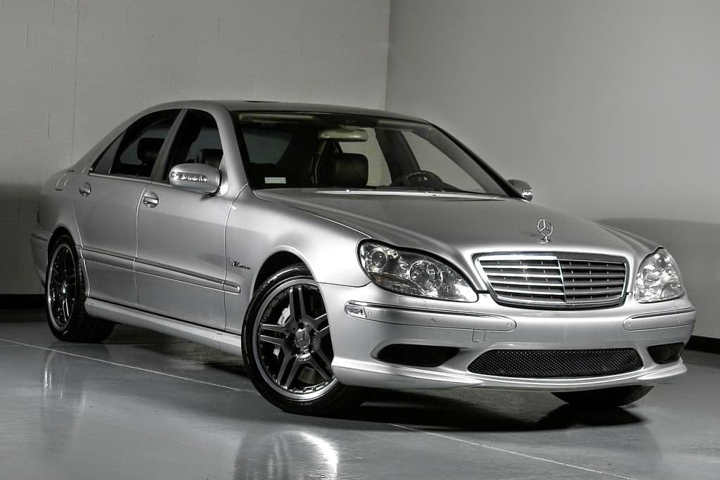 Mercedes benz w220 s65 amg v12 biturbo benztuning for V12 biturbo mercedes benz