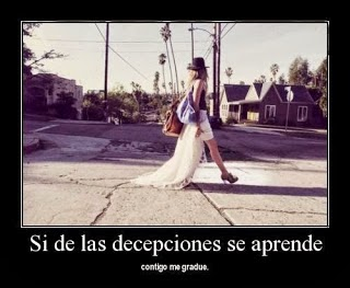 Imagenes de decepcion De Amor Con Frases Bonita