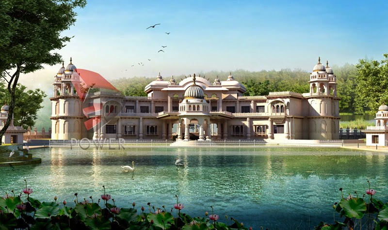 Traditional Bungalow Designs In India